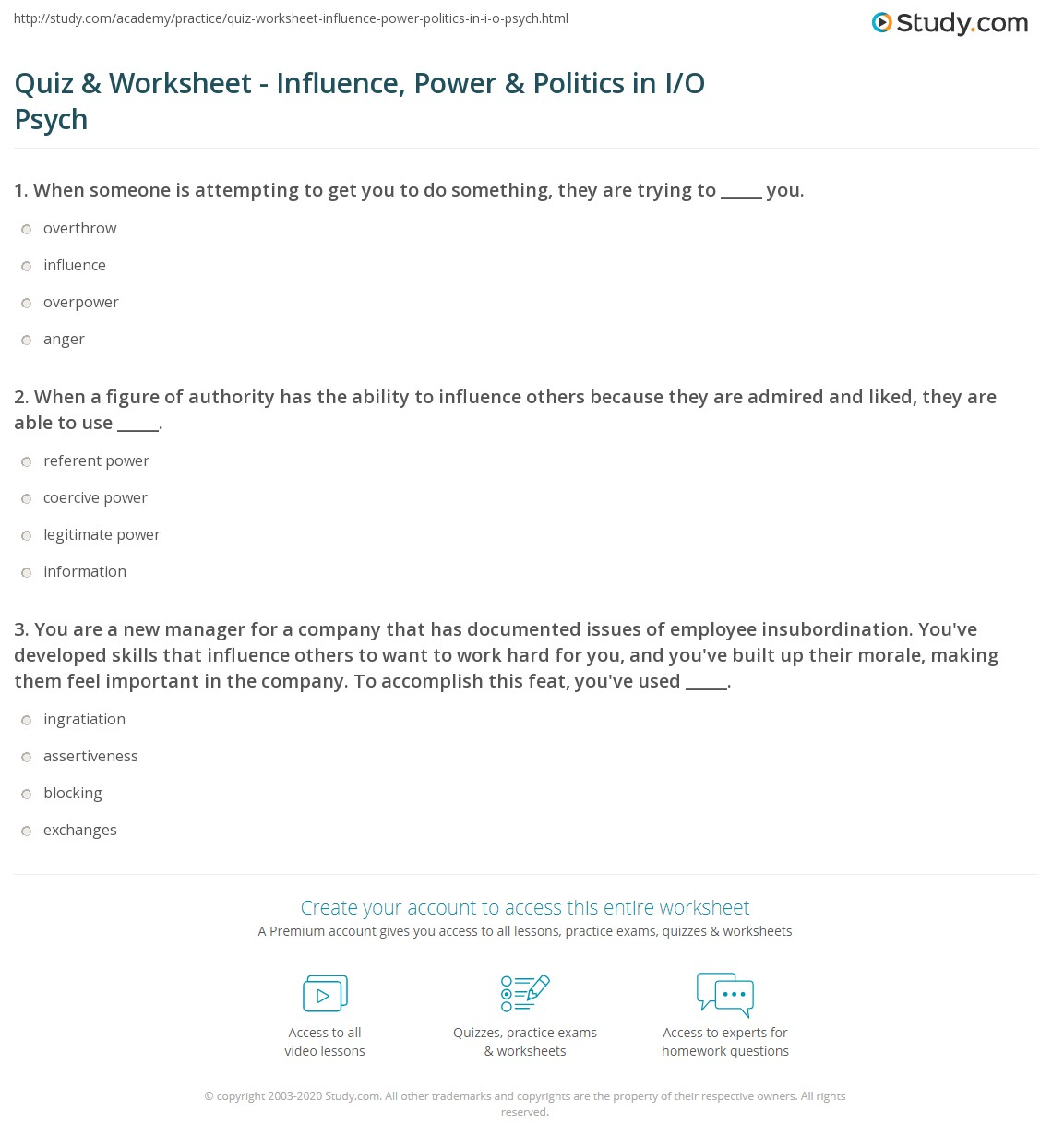 Adlerian Therapy Worksheet