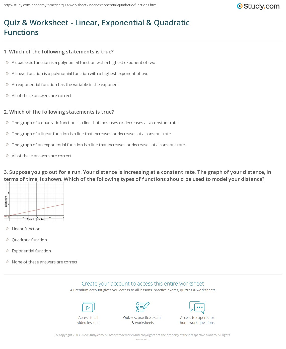 Worksheet Exponents And Exponential Functions Worksheets