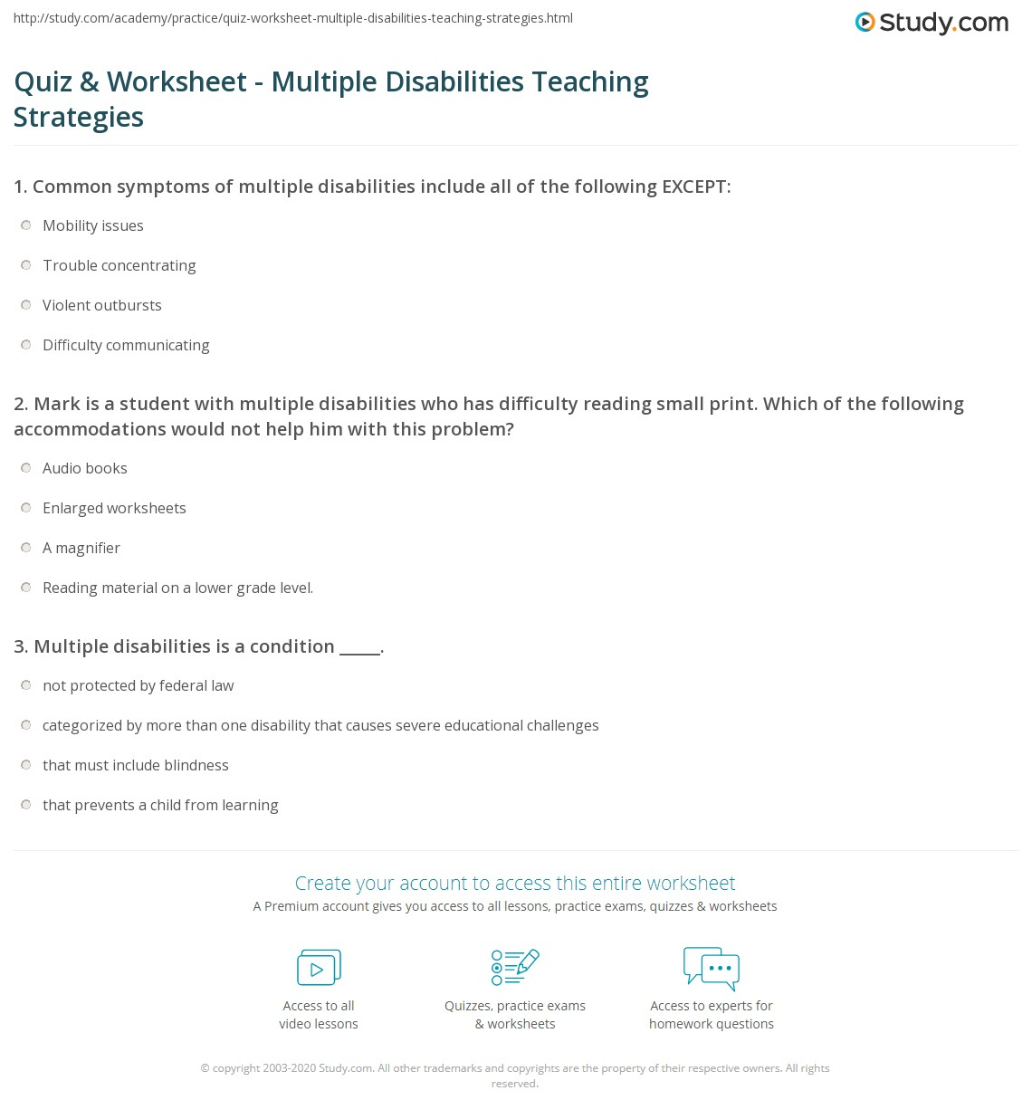 Worksheet For Bipolar Disorder