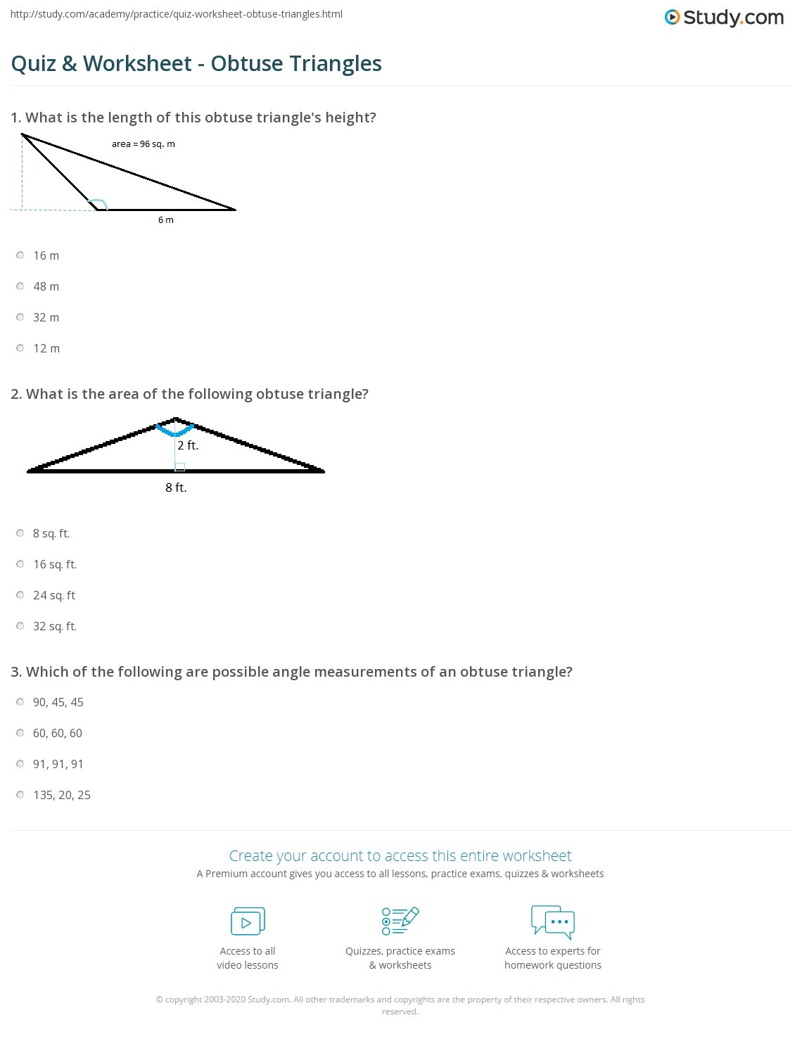 Worksheet Area Of Triangle Worksheet Grass Fedjp