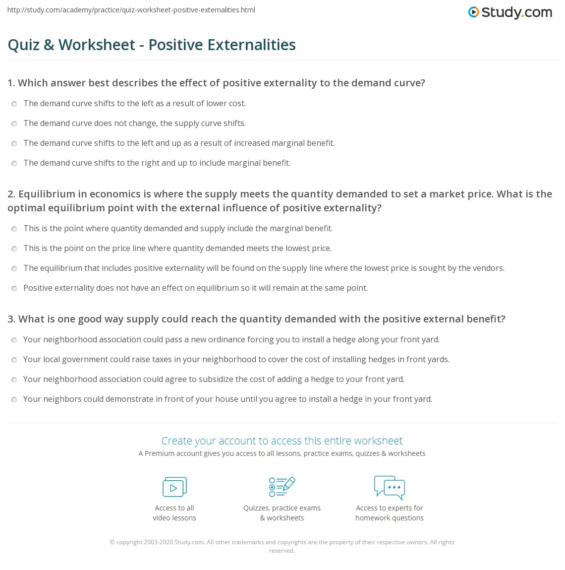 New Nation Worksheet