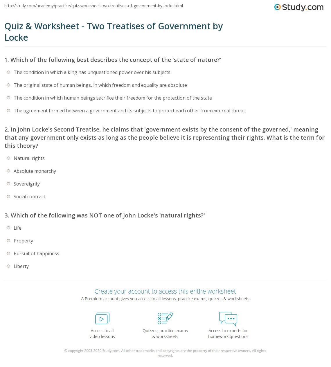 Worksheet Declaration Of Independence Worksheets