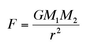 gravtyequation - Newton (N) – Definición y ejemplos