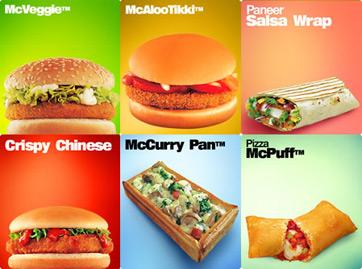 McDonald global marketing strategy
