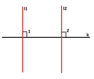 Proving Theorems About Perpendicular Lines