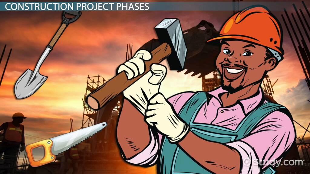 Construction Definition Types Video Lesson Transcript Study Com