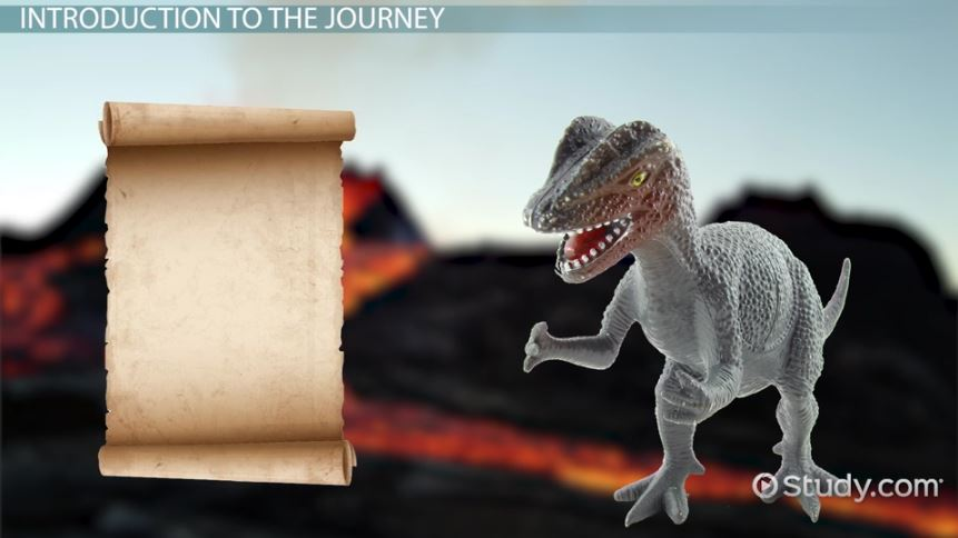 A Journey To The Center Of The Earth Summary Characters Video