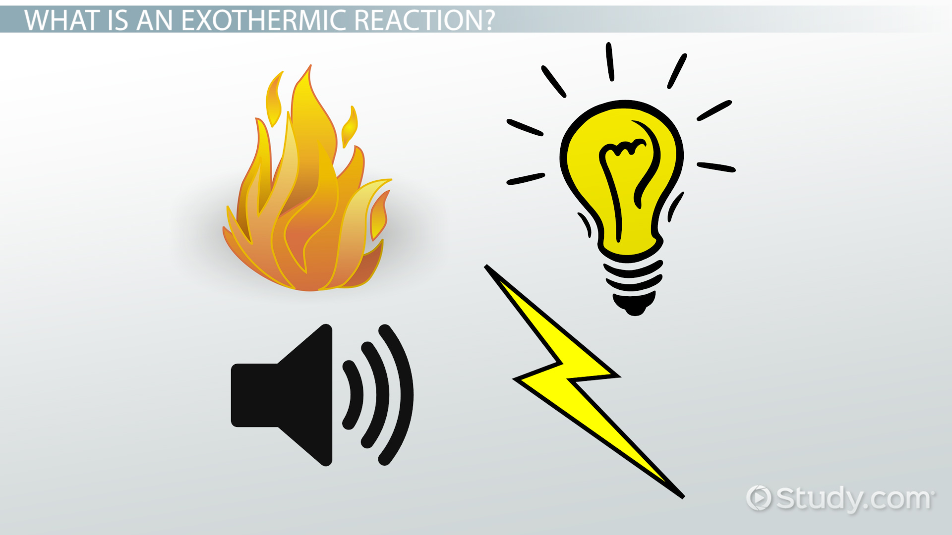 Exothermic Reaction Definition Amp Example