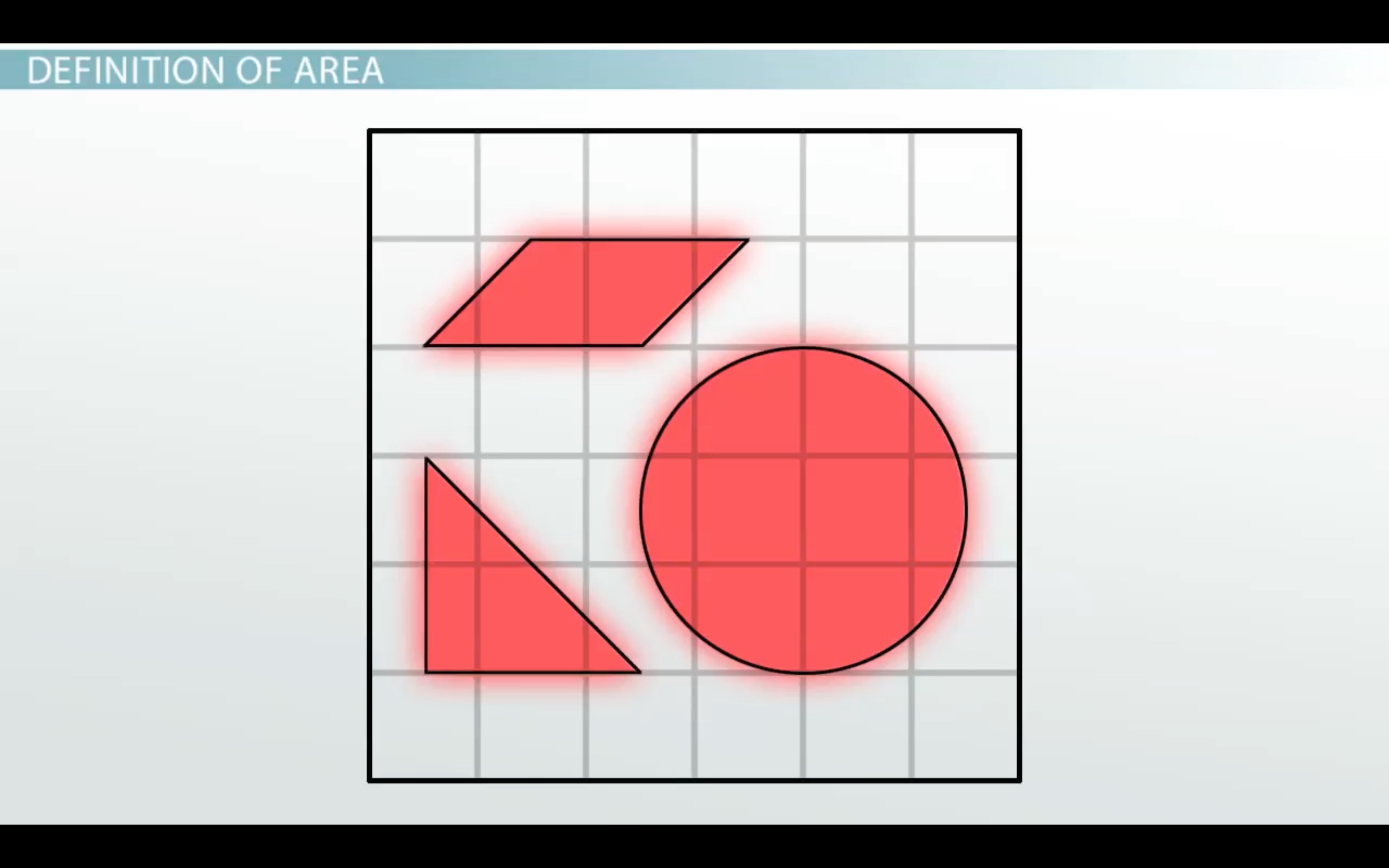 What Is Area In Math