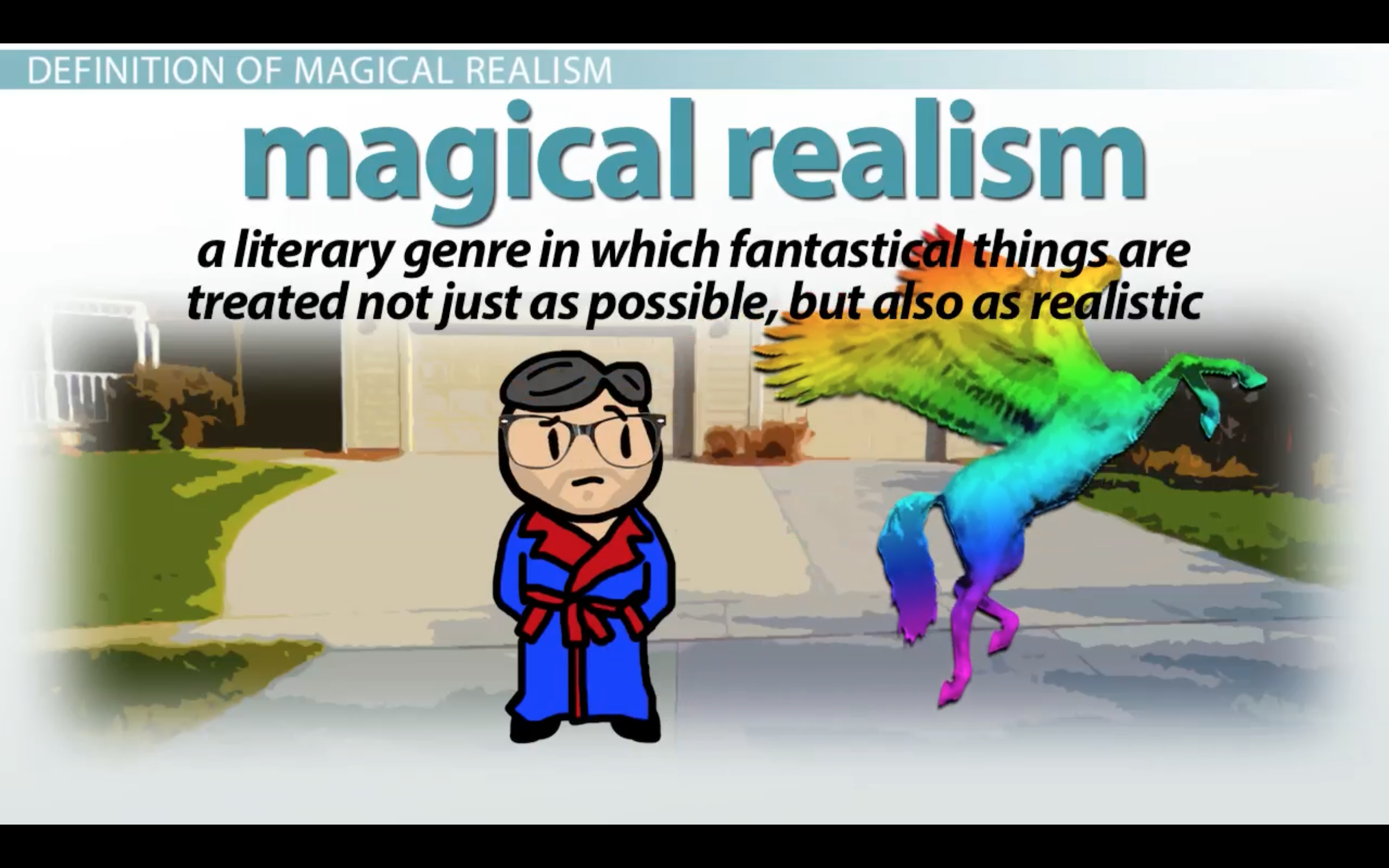 Magical Realism Definition Authors Amp Examples Video