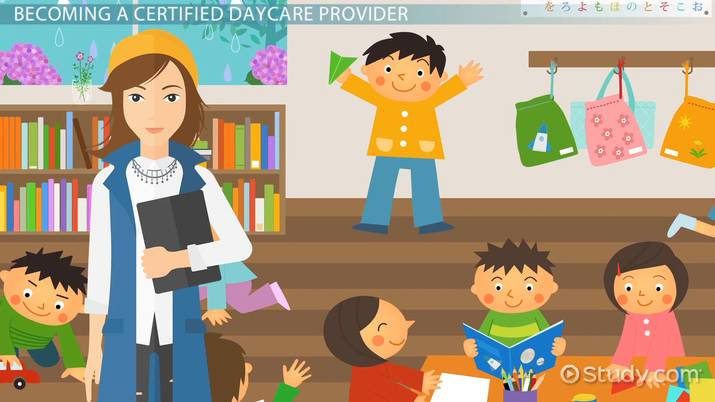 Be A Certified Daycare Provider Certification And Career