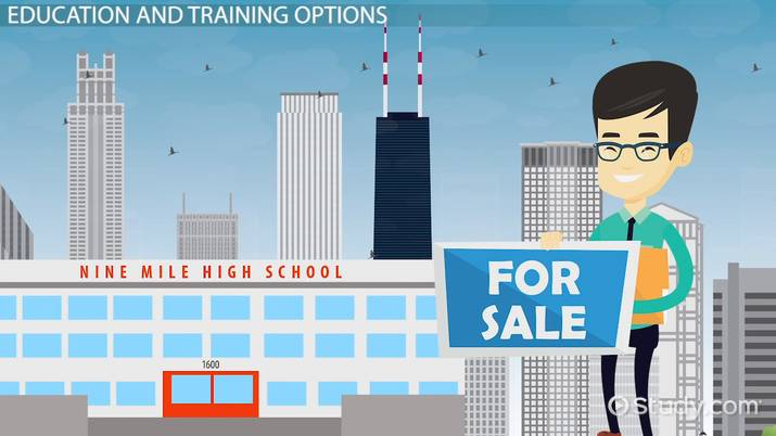 Earn Real Estate License Online
