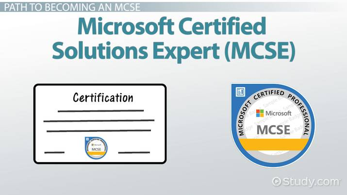 How Long Does It Take To Get My Mcse Certification