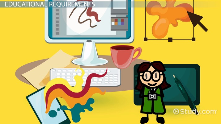 Graphic Designer Education Requirements Career Info