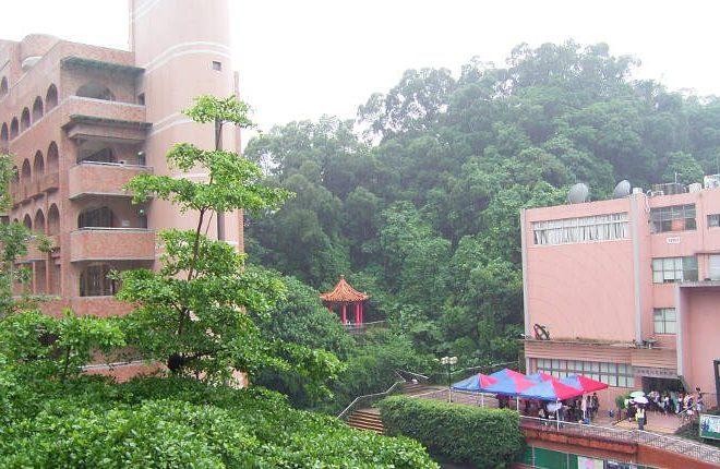 Университет Шисинь