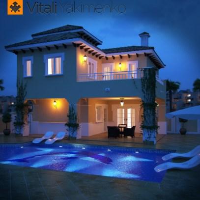 Spanish-villa-Yakimenko-Vitali