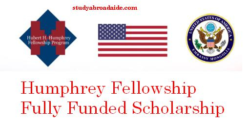 Humphrey Fellowship