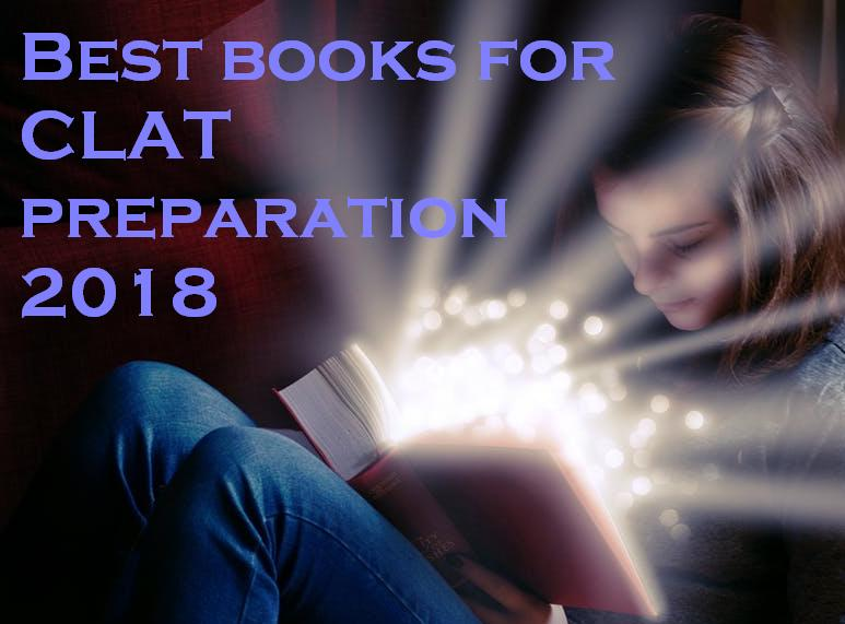 Best books for CLAT preparation 2018