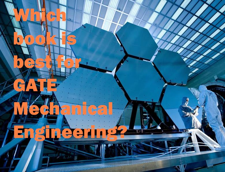 Which book is best for GATE Mechanical Engineering
