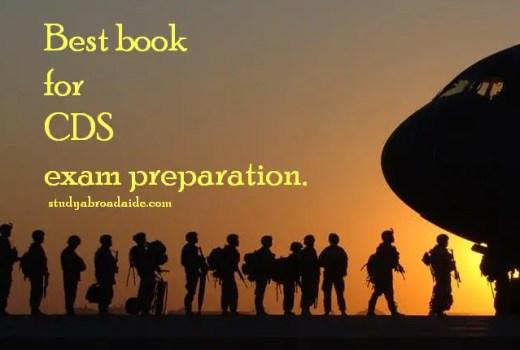 Best book for CDS exam preparation