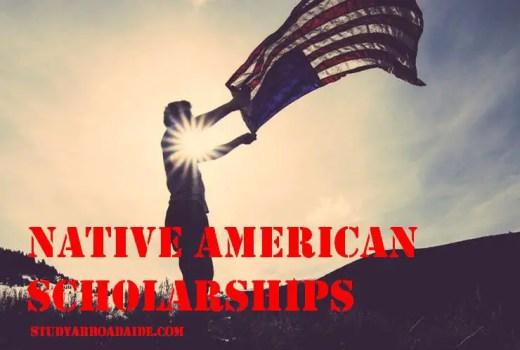 Native American scholarships