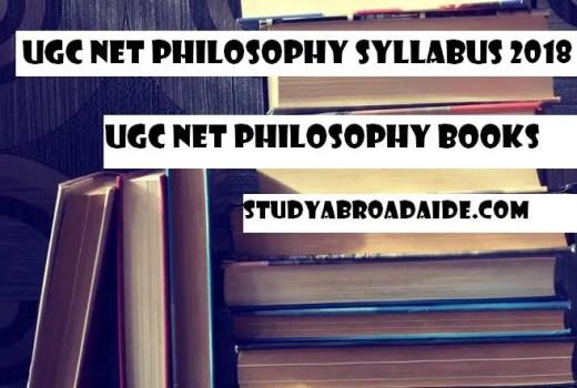 UGC NET Philosophy Books