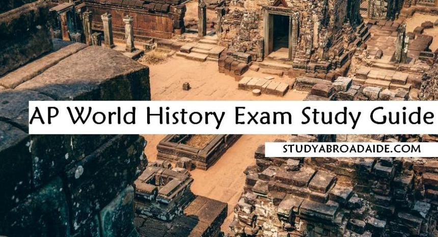 AP World History Exam Study Guide