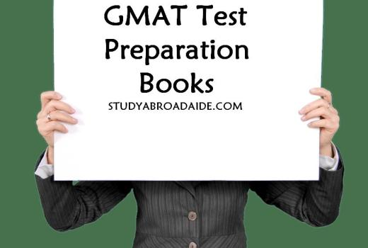 GMAT test prep books