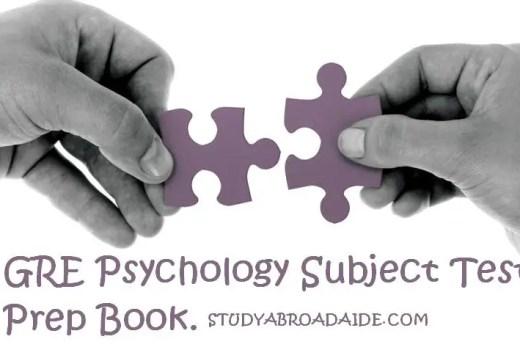 GRE Psychology Subject Test Prep Book