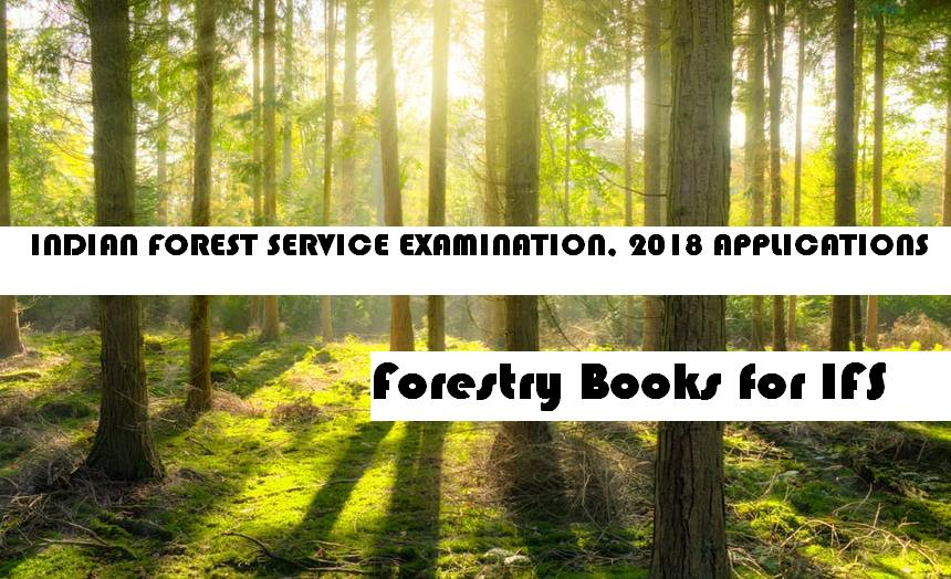 Forestry Books for IFS