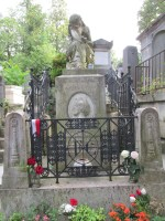 Grave of Chopin