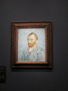 Vincent Van Gogh: Portrait de l'artiste