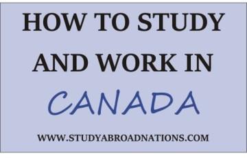 как учиться и работать в Канаде