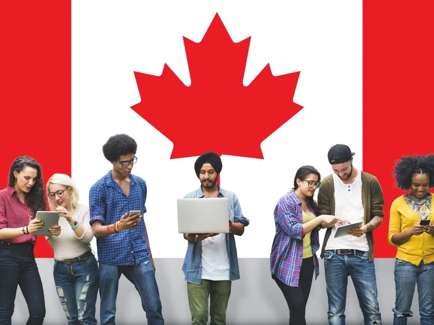 Candian student visa, canadian residence permit, canadian passport