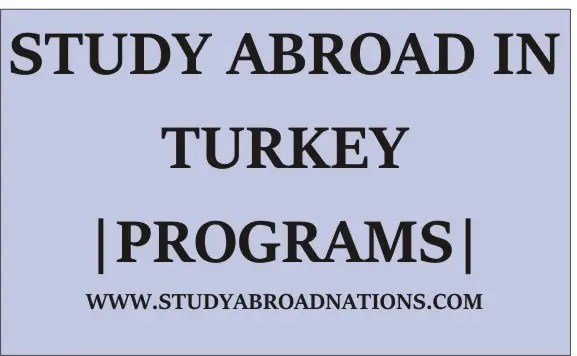 study abroad programs in turkey,study abroad in turkey