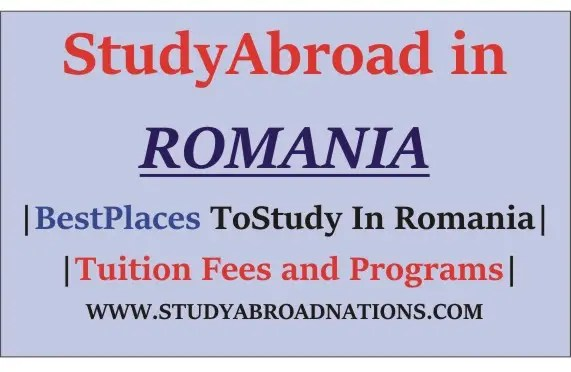 study abroad in Romania with study abroad programs, cost of stjudy, and best places to study in Romania