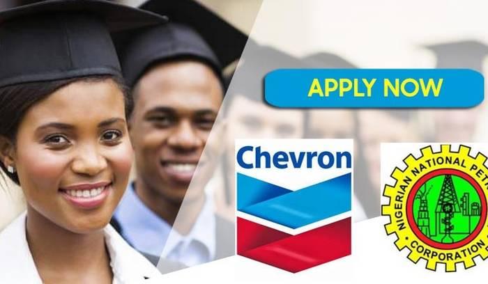 Chevron undergraduate scholarship
