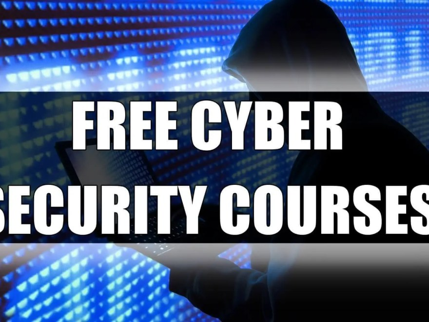free online security courses with certificates