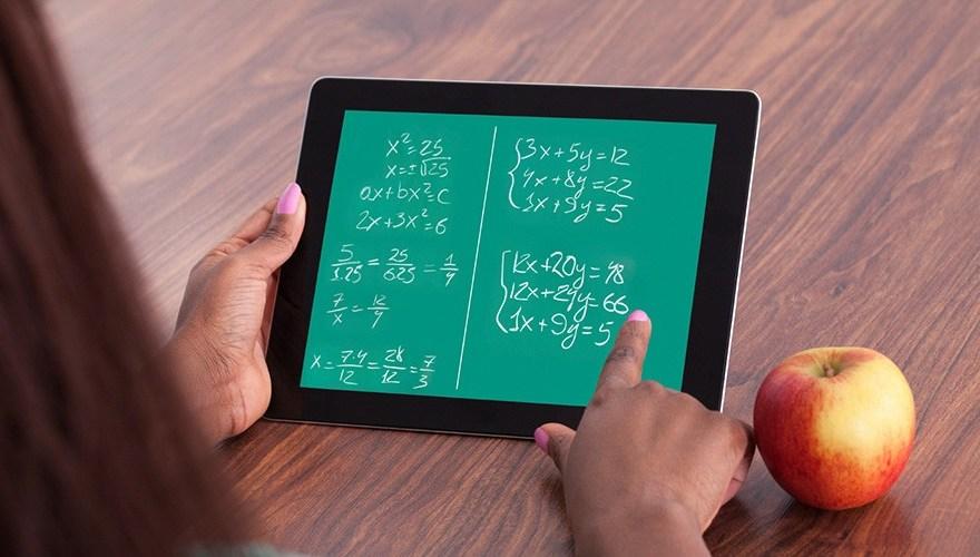 online university math courses