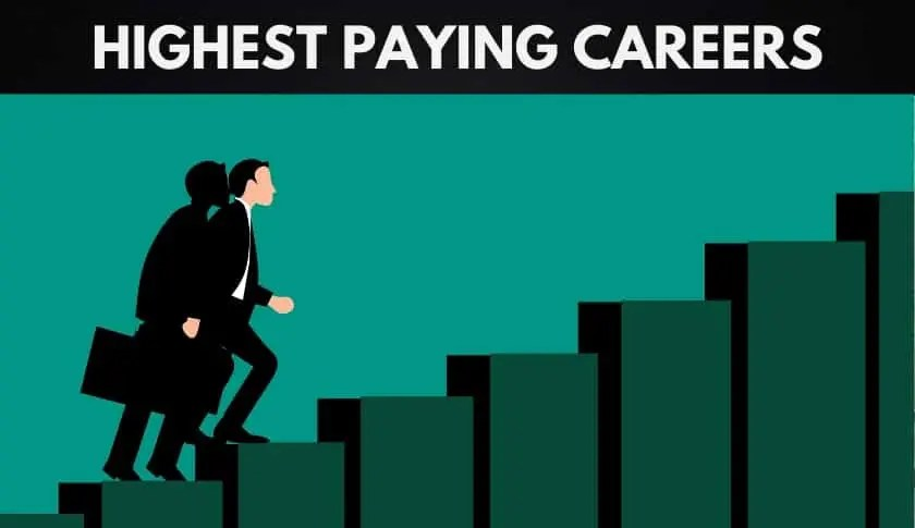 highest paying jobs in California