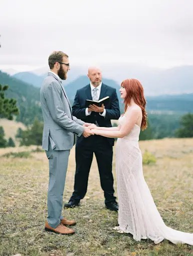 get ordained online to perform weddings