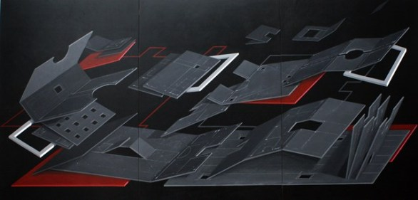 in_motion_2014_akryl_p__plade__200_x_390cm__