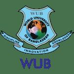 World University of Bangladesh (WUB)  | Ranking and Admission