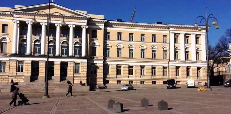 Ranking of the Finland Universities 2018