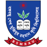 Bangabandhu Sheikh Mujibur Rahman Agricultural University Admission Test 2018-2019