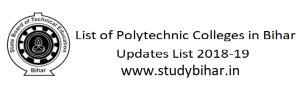 Govt Polytechnic Colleges of bihar