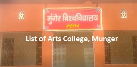 List of Arts colleges Magadh University Bodhgaya