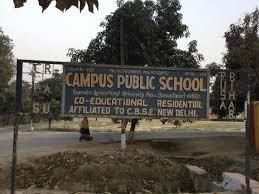Campus Public School R. A. U. Pusa Samastipur