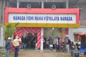 Nawadah Vidhi Mahavidyalaya, Nawadah