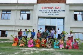 Shyam sai Institute of Education